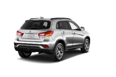 2019 Mitsubishi Outlander Sport_rear_right